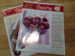 Cooking Magazines. FREE.