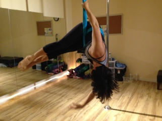 Taking Ranee's Aerial Strength and Flexibility