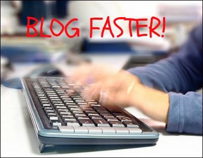 Write-Blog-fast