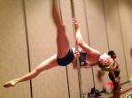 Pretty ballet legs