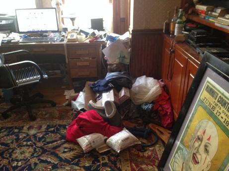 My living room is still fucked