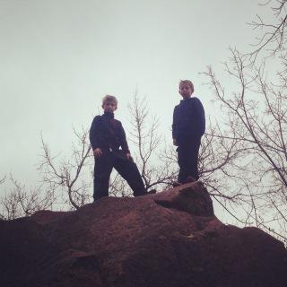 I also took the kids hiking