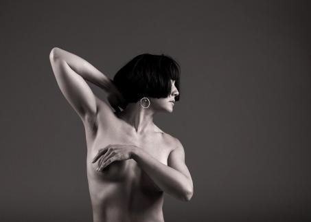 Nina Reed Nude Shoot