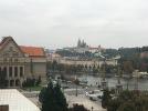 The Vlatva river